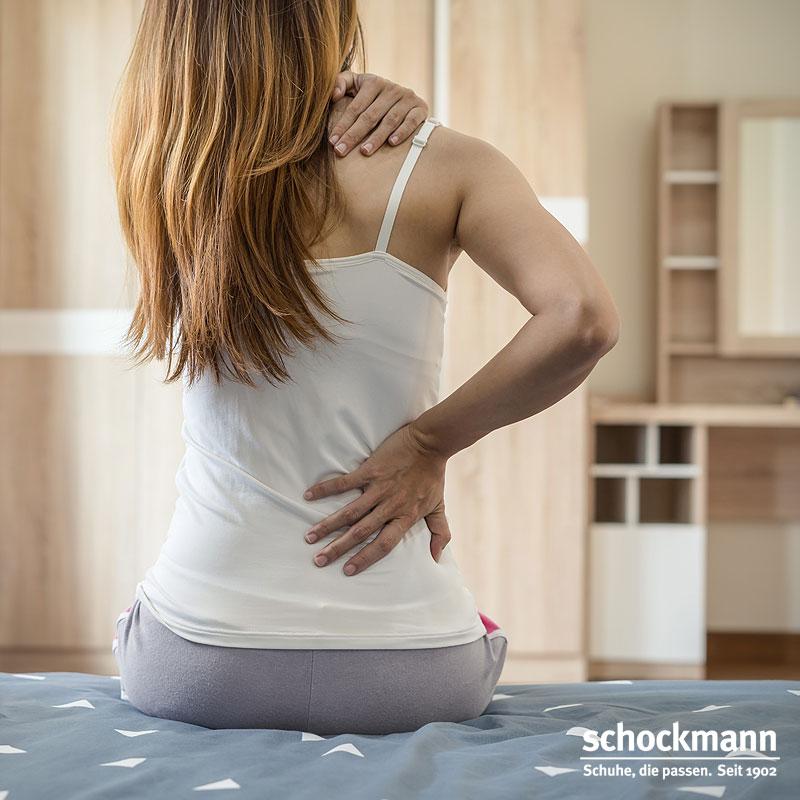 Schockmann Rückenschonend